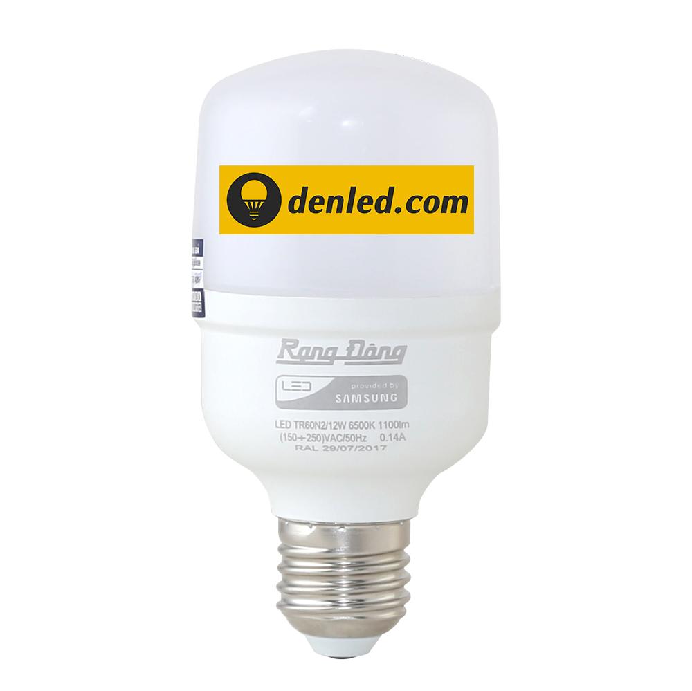Đèn led bulb trụ 12W TR70N2/12W.H giá chỉ 80.000₫